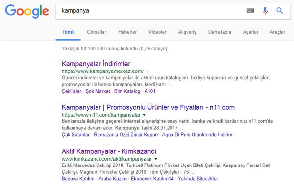 google-arama-sonuclari-ilk-siralar