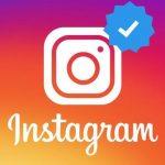 instagram mavi tik alma