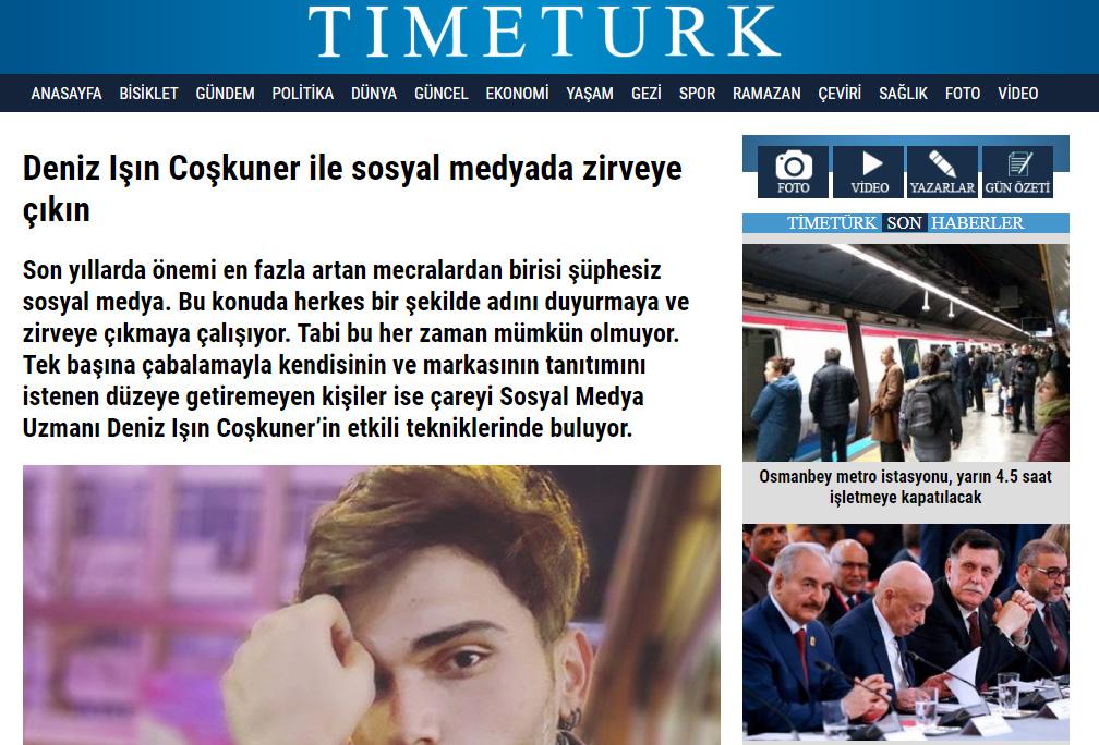 timeturk referans reklam haber